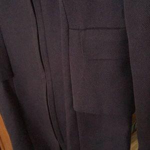NWT Zara Basic Coat Dress